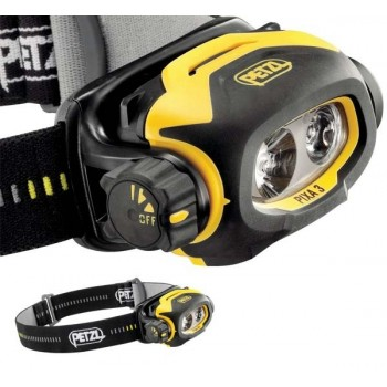 PETZL E78CHB 2 PIXA 3 headlamp Headlamps