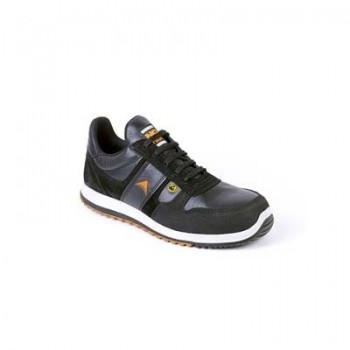 NO RISK RIDER LOW BLACK S3 Safety Shoes