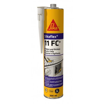 SIKA 1057 Sikaflex-11FC+ BLACK - k300ml Adhesives and silicones