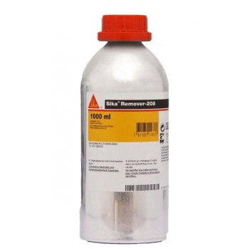 SIKA 117569 Sika Remover-208 - 1000ml Cleaning and protection products and equipment