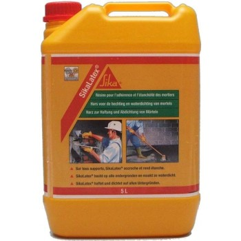 SIKA 122487 SikaLatex - 5L Adhesives and silicones