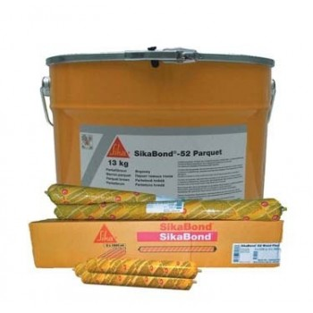 SIKA 424419 SikaBond-52 Parquet - z600ml Adhesives and silicones