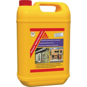 SIKA 432088 Sikagard Hydrofuge Façade - 5L Mortar, cement, silicones