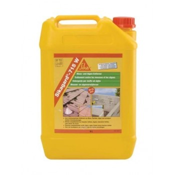 SIKA 77013 Sikagard-715 W - 5L Mortar, cement, silicones