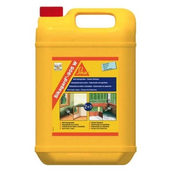 SIKA 95592 Sikagard-905 W - 5L Mortar, cement, silicones