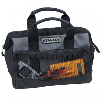 STANLEY 1-93-330 12 TOOL BAG GREY BLACK Hand tools