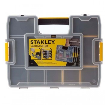 STANLEY 1-97-483 SORTMASTER JUNIOR BLK-YEL Organizers and accessories