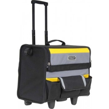 """STANLEY 1-97-515 18"""" SOFT BAG ON WHEELS"" Tool Bags"