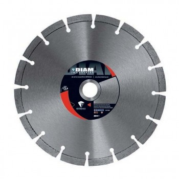 DISQUE DIAMANT LASER COUPE BETON 125MMDisques Diamantés