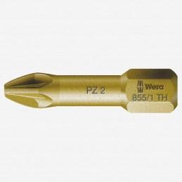 Wera 855-1 TH Bits PZ 2x25Pozidrive