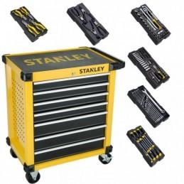 Stanley Servante 7 tiroirs + 6 modulesServantes et systèmes de rangement mobile