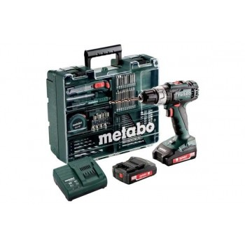 Metabo BS18LCordless-Drill-Screwdrivers 18V Cordless-Drill-Screwdrivers