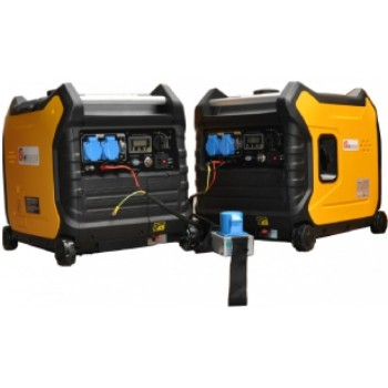 Tourex LC3500ISE Generator 3.5KVA ( 3500w to 7000) Drilling, screwdriving, chiselling, bolting