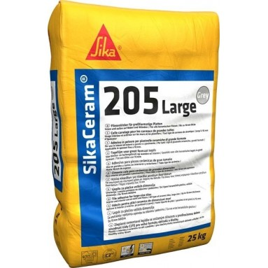SIKA 426920 SikaCeram-205 Large WHITE - 25kg Adhesives and silicones
