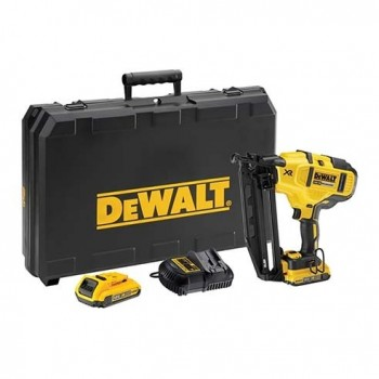 Dewalt(16) DCN660P2-QW Cloueur de finition 1.6mm 1