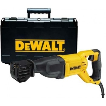 Dewalt DWE305PK-QS RECIPROCATING SAW 1100W Machines