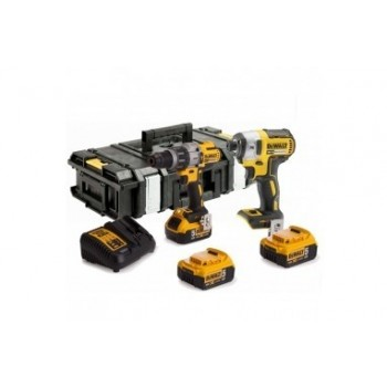 DEWALT (16) DCK276P3-QW Kit 18V Brushless XRP