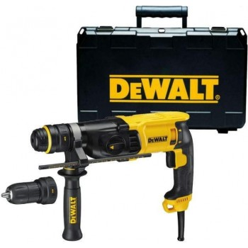 Dewalt D25144K-QS 900W Perforateur burineur SD Plugged