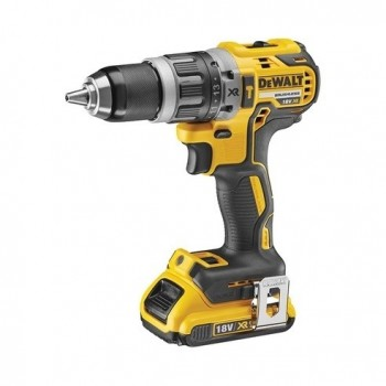 Dewalt(16) DCD796D2-QW 18V XR Brushless Perceuse v