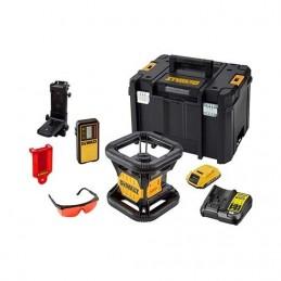 Dewalt DCE074D1R-QW OPP Rot. Laser 18V RoodLasers