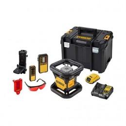 Dewalt DCE079D1R-QW Roterende Laser 18V RoodLasers
