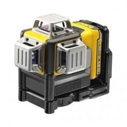 Dewalt DCE089D1R-QW Zelfnivellerende multilijnLasers