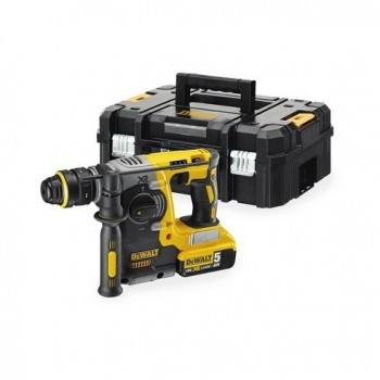 Dewalt DCH274P2T-QW 18V XR Perforateur-burineu Cordless