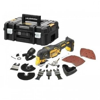Dewalt DWE315KT-QS Multi tool 300W + acc en co Machines