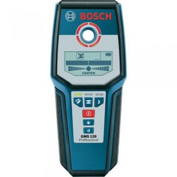 BOSCH GMS 120 Detector - 120mm (IP54) Measuring