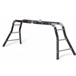 Altrex Varitrex Prof folding ladder 4x3 Telescopic