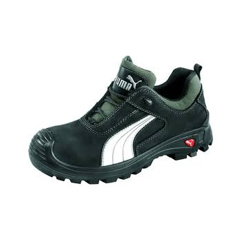 PUMA LOW BLACK-SILVER S3 Safety Shoes