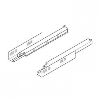 Blum Door guides rail 566H5000B01 TANDEM MP ZN Ironmongery