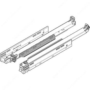 Blum Door guides rail 760H4000T MOVENTO MP ZN Ironmongery