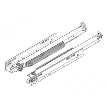 Blum Door guides rail 760H5000T MOVENTO MP ZN Ironmongery