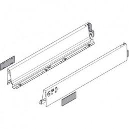 Blum 378M4502SA Z R+L V1 R906 Door guides rail
