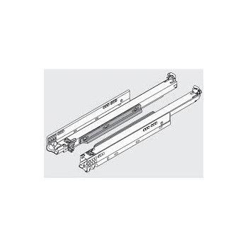 Blum Door guides rail 760H3800T MOVENTO MP ZN Ironmongery
