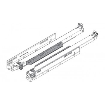 Blum Door guides rail 760H5500T MOVENTO MP ZN Ironmongery