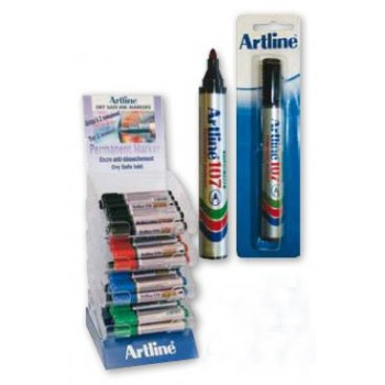 ARTLINE Permanent marker EK 107 - display 48-part Markers
