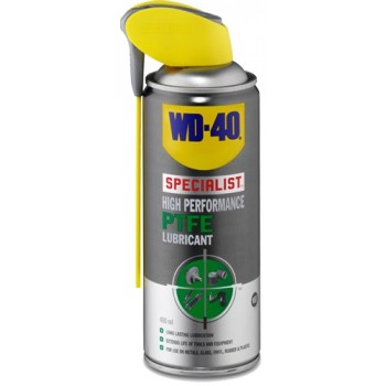 WD-40 High Performance PTFE Lubricant - 400 ml Sprays