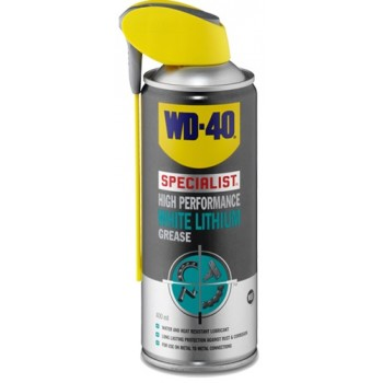 WD-40 High Performance White Lithium Grease 400 ml Sprays