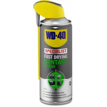 WD-40 Fast Drying Contact Cleaner - 400 ml Sprays