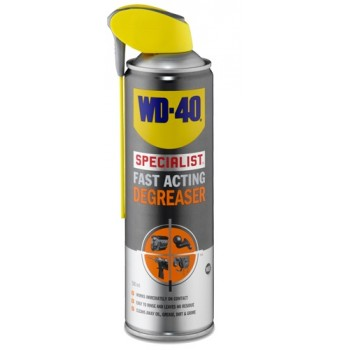 WD-40 Fast Acting Degreaser - 500 ml Sprays
