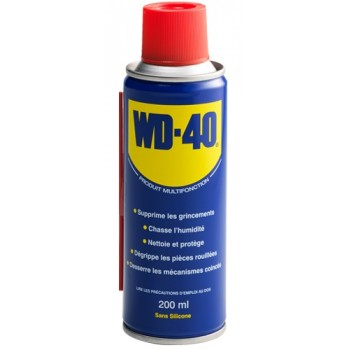 WD-40 Multifunctioneel product - 200 mlSprays