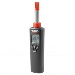 Ridgid 37438 Testeur de température et d'humiditéScanners de température
