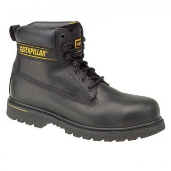 CATERPILLAR HOLTON S3 BLACK 40-46 Safety Shoes
