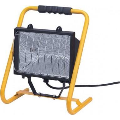 Brennenstuhl 1171150 - Alogen spotlight H 1000 IP54, 1000W, 18000lm Halogen lighting and others