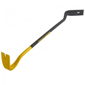 Stanley FMHT0-55016 - FatMax STEEL CLAW BAR 750mm Crowbars / Steel claw bars / Wonderbars