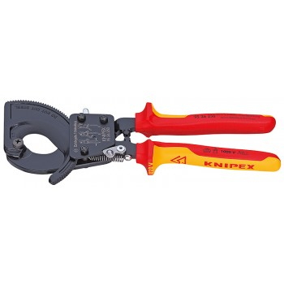 Knipex 95 36 250 - COUPE-CABLES A CLIQUET 250MM32MM 1000Pinces coupe-câbles