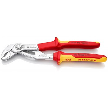 Knipex 87 26 250 - PINCE MULTIPR. COBRA® 250MM CHROME 1000Pinces