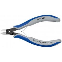 Knipex 79 02 125 SB - PINCE COUPANTE COTE ELECTRO 125MMPinces Coupantes